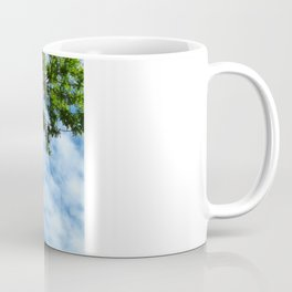 .look at the sky. Coffee Mug
