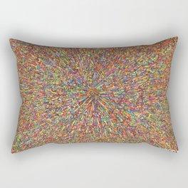 zooming Rectangular Pillow