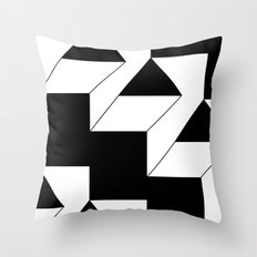 haus 1 Throw Pillow