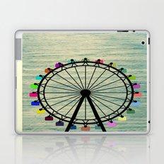 Longing for Summer Laptop & iPad Skin