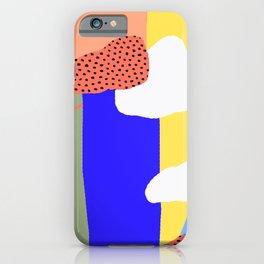 N'otherside Summer Breeze Pattern Design 08 iPhone Case
