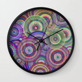 American Rain Wall Clock