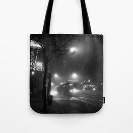 A Streetcar Named Noir Tote Bag