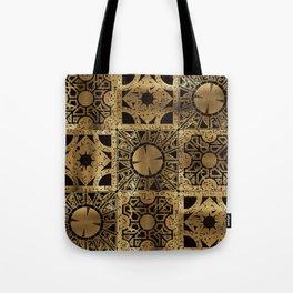 Lament Configuration Spread Tote Bag