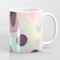lucy Mugs featuring Lucy by Haute Graffiti