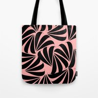japanese Tote Bags featuring Japanese by Kayla Cole