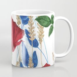 Roses and Ears Coffee Mug