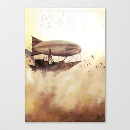 Voyager Canvas Print