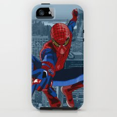 Amazing Spider-Man (Comic Title) iPhone (5, 5s) Tough Case