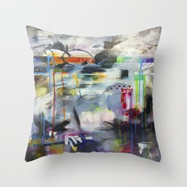 Raffetti Throw Pillow