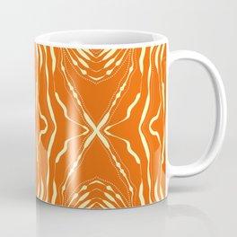 Hiding faces Coffee Mug