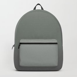 Silver - Tinta Unica Backpack