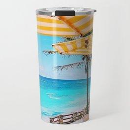 CORAL BEACH CLUB Travel Mug