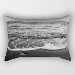 BEACH DAYS XXIII BW Rectangular Pillow
