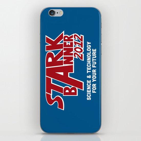 Stark Banner 2012 iPhone & iPod Skin