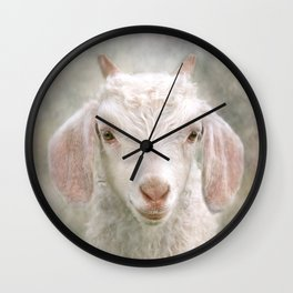 Little Devil....! Wall Clock