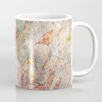 perfume Mugs featuring Perfume #3 by Dao Linh