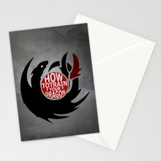 How To Train Your Dragon (Hiccup's Shield) Stationery Cards