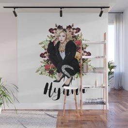 Bad Gal Hyuna Wall Mural