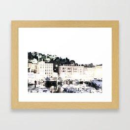 Palazzo Night Framed Art Print