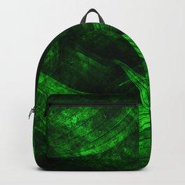 Fresh green nature Backpack