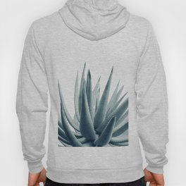 Agave Blue Vibe #1 #tropical #decor #art #society6 Hoody