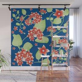 Madagascar Jasmine 2 Wall Mural