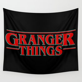 Granger Things ! Wall Tapestry