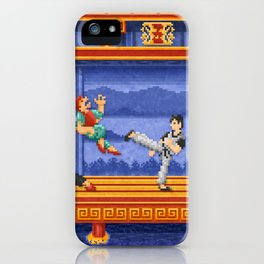Fu Kung iPhone Case
