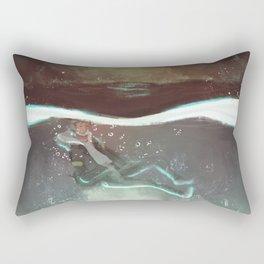 Child of the Depths Rectangular Pillow