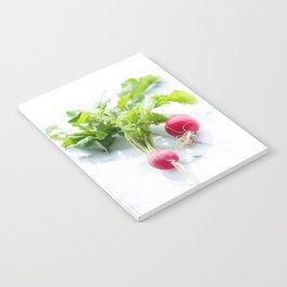 Spring Radishes Notebook