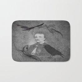 The Raven - E.A. Poe Bath Mat
