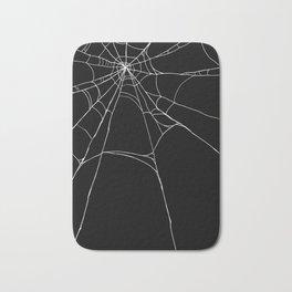 Spiderweb Bath Mat