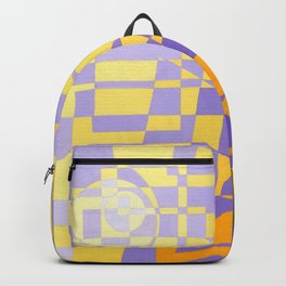 Abstract Art Pattern Backpack