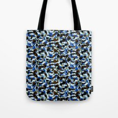 Camouflage Pinceau Tote Bag