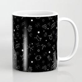 Zodiac Constellation Coffee Mug