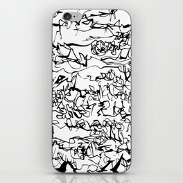 cryptography iPhone Skin