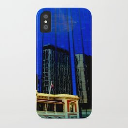 Reflections - Adelaide CBD iPhone Case