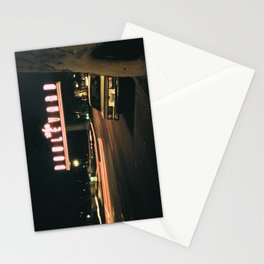 the boulevard Stationery Cards