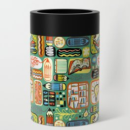 Reading and Writing Can Cooler