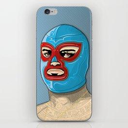 nacho libre, el campeon! iPhone Skin