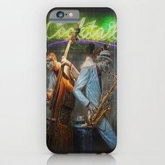 fifties cocktail jazz Slim Case iPhone 6s