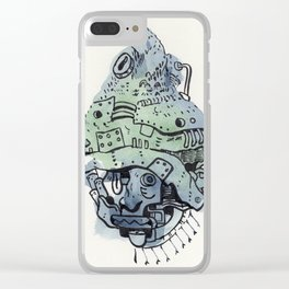 The General Clear iPhone Case