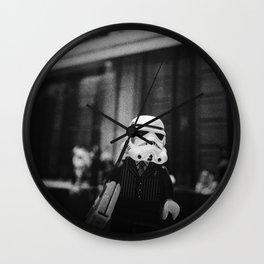 Stormtrooper Mr. Executive Wall Clock