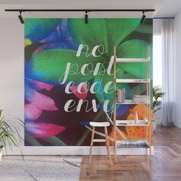 No Post Code Envy Tropical Wall Mural
