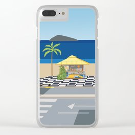 IPANEMA Clear iPhone Case