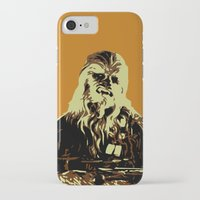 chewbacca iPhone & iPod Cases featuring Chewbacca by iankingart