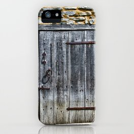 Door at the Mill iPhone Case