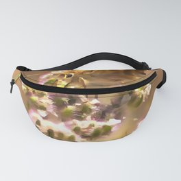 Yellow-banded Skipper Butterfly Fanny Pack