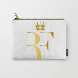 Roger Federer The King of Tennis Carry-All Pouch
